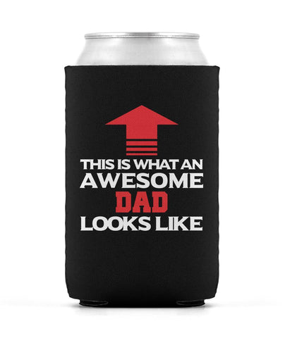 Awesome Dad - Can Cooler