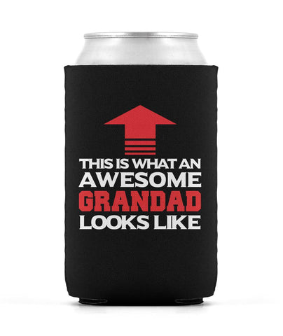 Awesome Grandad - Can Cooler