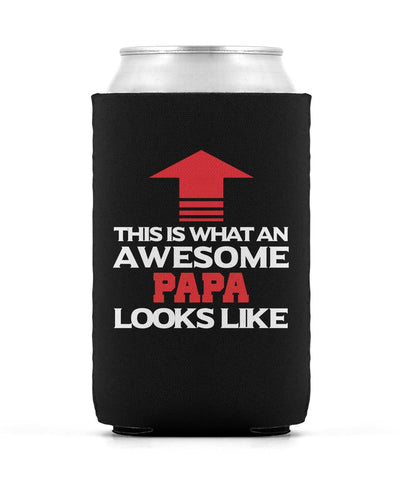 Awesome Papa - Can Cooler