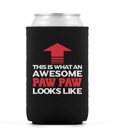 Awesome Paw Paw - Can Cooler