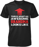Awesome Grandma T-Shirt