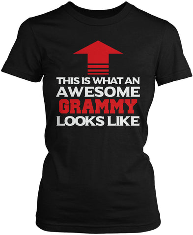Awesome Grammy Women's Fit T-Shirt