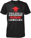 Awesome Memaw T-Shirt