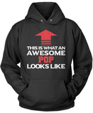 Awesome Pop Pullover Hoodie Sweatshirt