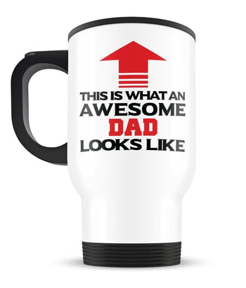 Awesome (Nickname) - Travel Mug - Travel Mugs