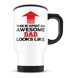 Awesome Dad - Travel Mug