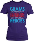 Grams - Grandkids Real Hero