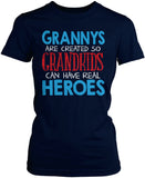 Grannys - Grandkids Real Hero