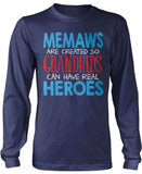 Memaws - Grandkids Real Hero