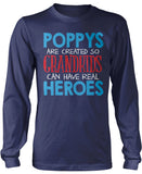 Poppys - Grandkids Real Hero