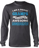 Proud Gramps of An Awesome Granddaughter