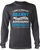 Proud Granny of An Awesome Granddaughter
