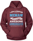 Proud Memaw of An Awesome Granddaughter