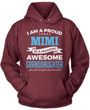 Proud Mimi of An Awesome Granddaughter