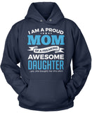 Proud Mom of An Awesome Daughter