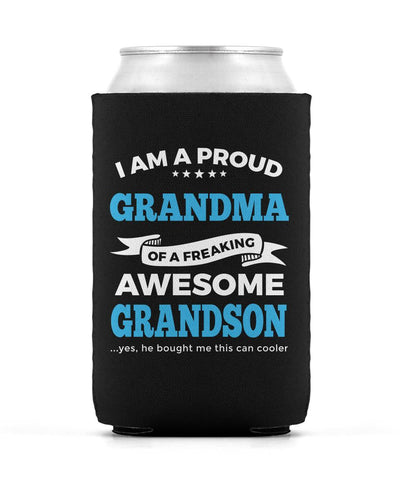 Proud Grandma of An Awesome Grandson - Can Cooler