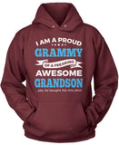 Proud Grammy of An Awesome Grandson