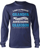 Proud Grandpa of An Awesome Grandson