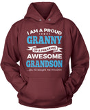 Proud Granny of An Awesome Grandson