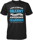 Proud Granny of An Awesome Grandson T-Shirt