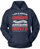 Proud Grandpa of An Awesome Driver