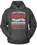 Proud Papa of An Awesome Driver