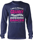 Proud Granny of An Awesome Dancer