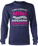 Proud Mimi of An Awesome Dancer