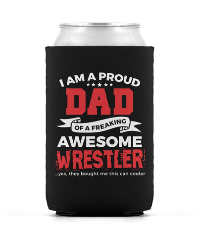Proud Dad of An Awesome Wrestler - Can Cooler