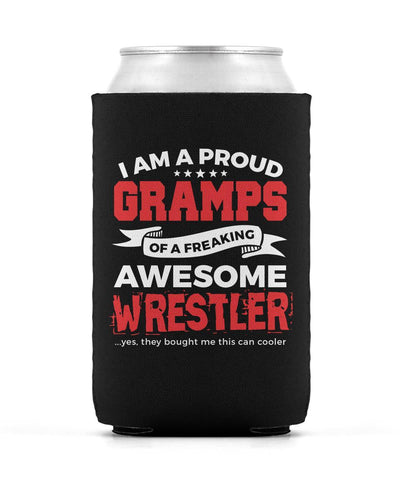 Proud Gramps of An Awesome Wrestler - Can Cooler