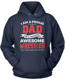 Proud Dad of An Awesome Wrestler