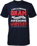 Proud Gram of An Awesome Wrestler