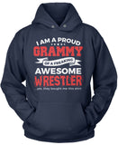 Proud Grammy of An Awesome Wrestler