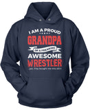 Proud Grandpa of An Awesome Wrestler
