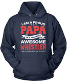 Proud Papa of An Awesome Wrestler
