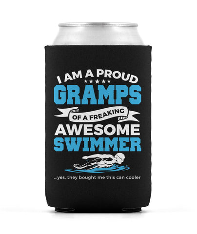 Proud Gramps of An Awesome Swimmer - Can Cooler