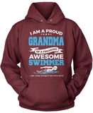 Proud Grandma of An Awesome Swimmer