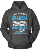 Proud Grandpa of An Awesome Swimmer