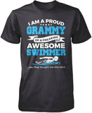 Proud Grammy of An Awesome Swimmer