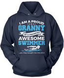Proud Granny of An Awesome Swimmer