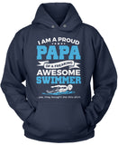 Proud Papa of An Awesome Swimmer