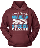 Proud Grandad of An Awesome Soccer Player