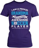 Proud Grandma of An Awesome Soccer Player