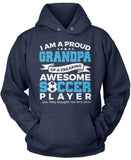 Proud Grandpa of An Awesome Soccer Player