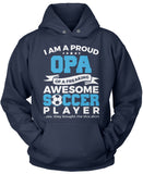Proud Opa of An Awesome Soccer Player
