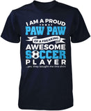 Proud Paw Paw of An Awesome Soccer Player