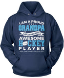 Proud Grandpa of An Awesome Hockey Player