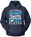 Proud Gramps of An Awesome Hockey Player