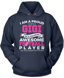 Proud Gigi of An Awesome Football Player