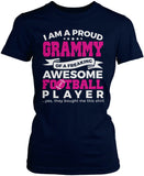 Proud Grammy of An Awesome Football Player
